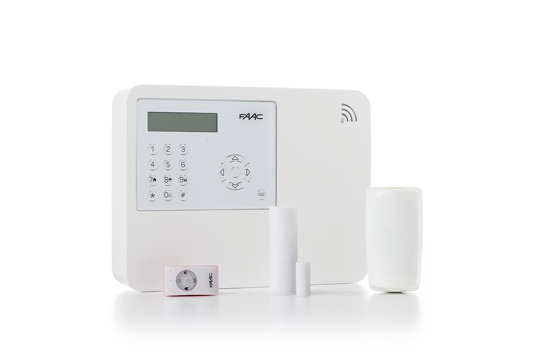 FAAC Home Lock – Sistema di Allarme Senza Fili